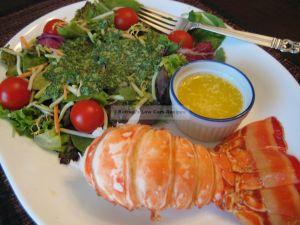 Parsley-Cilantro Salad Dressing