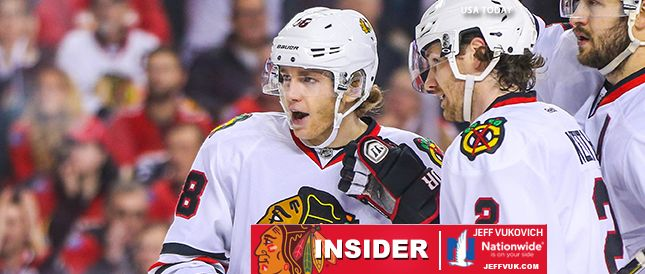 Blackhawks: Patrick Kane sets NHL record | CSN Chicago
