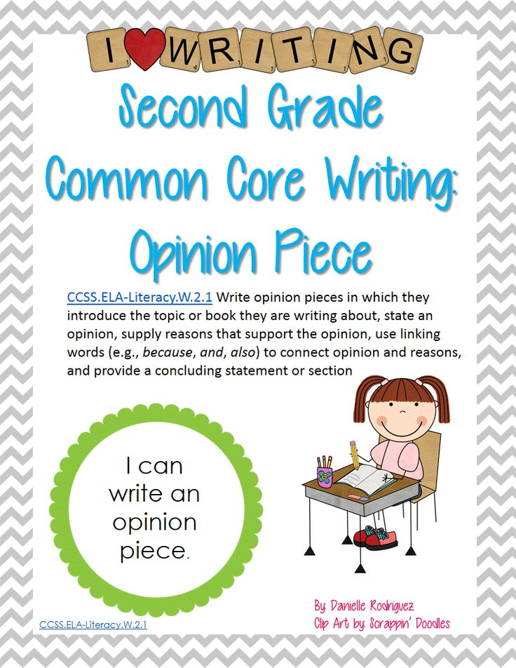Narrative Writing Lesson Plans 3rd Grade
