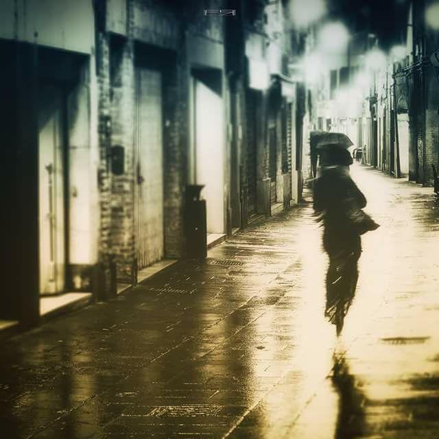 - Night Rain -  Location: Ferrara © Filippo Rizzi