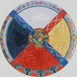 """""""There is no one traditional medicine wheel,"""" ~~Loren Cruden writes in her book Compass of the Heart: Embodying Medicine Wheel Teachings, she..."""
