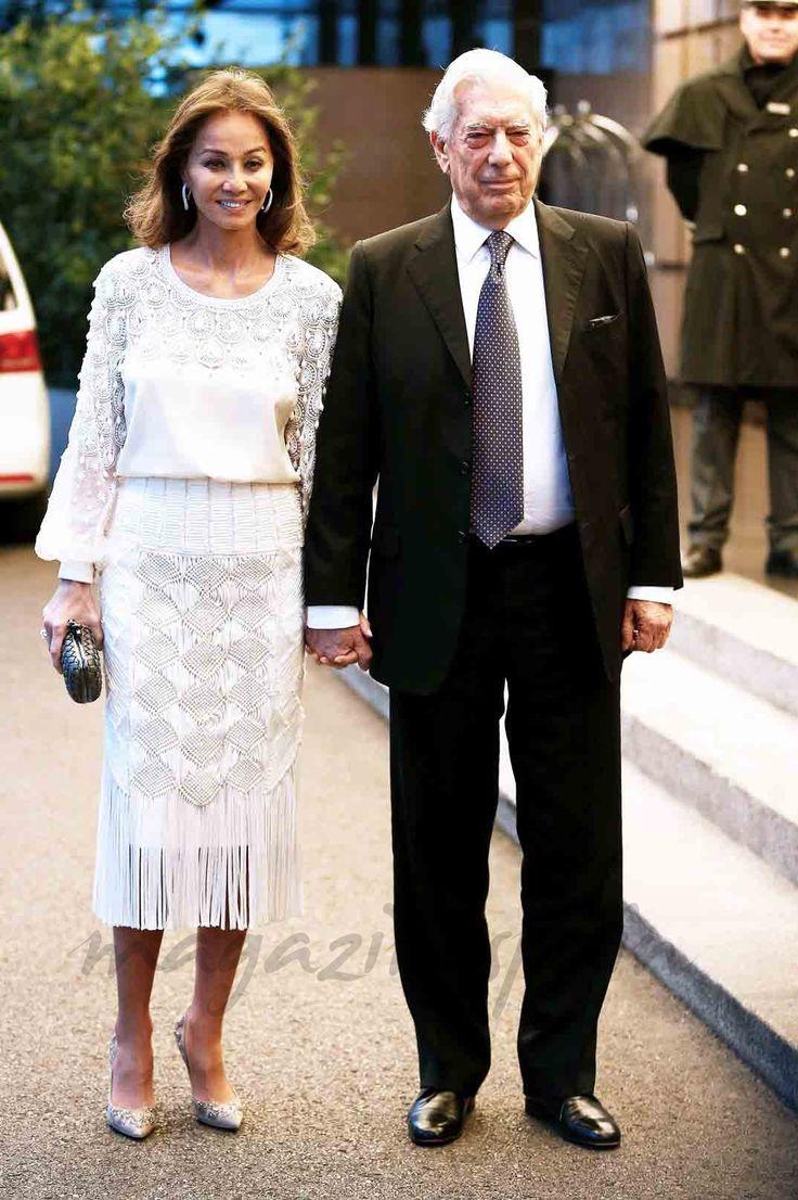 Mario Vargas Llosa cumple 80 años junto a Isabel Preysler