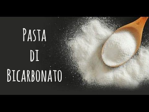 Pasta di bicarbonato e maizena - Manicreative 68lory