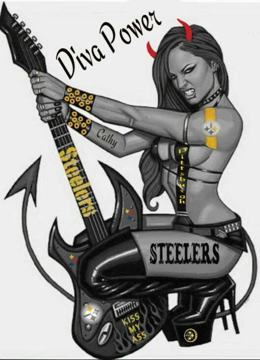 Steelers Diva