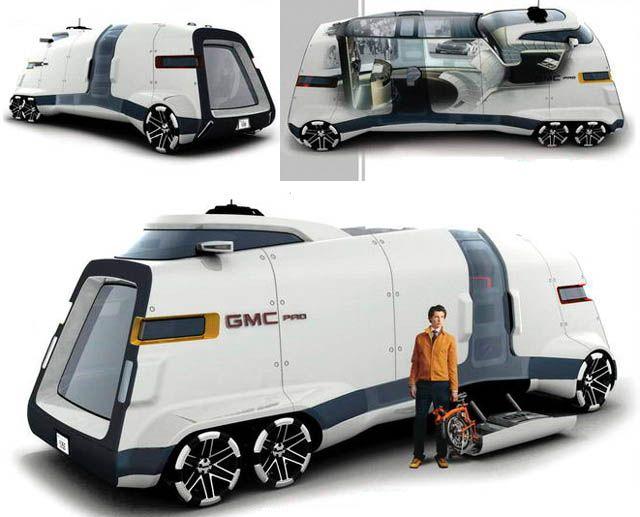 GMC Concept Motorhome