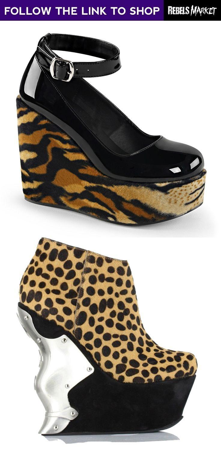 39e41b52f0b Shop animal leopard print shoes online at Rebels market ...
