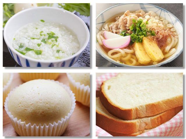 消化の良い8つの食べ物と消化の悪い食べ物とは 食べ物 レシピ 消化