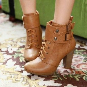 botas de vestir para mujer a la moda