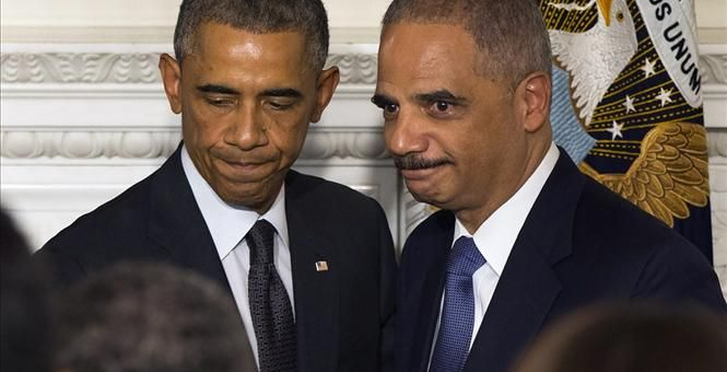 DOJ Turns Over 64,000 Fast and Furious Documents Held Under Obama's Executive Privilege -- After years of legal battles between the House Oversight Committee and AG Eric Holder, 64,280 redacted Operation Fast and Furious documents held under Pres. Obama's assertion of executive privilege since 2012, have been turned over by the DOJ after an order from U.S. District Court Judge Amy Berman Jackson. [...] 11/04