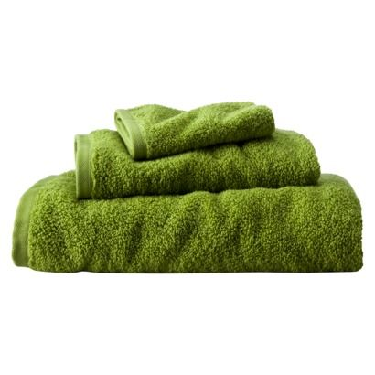 Room Essentials® Towel Bundle - Spinach Green.Opens in a new window