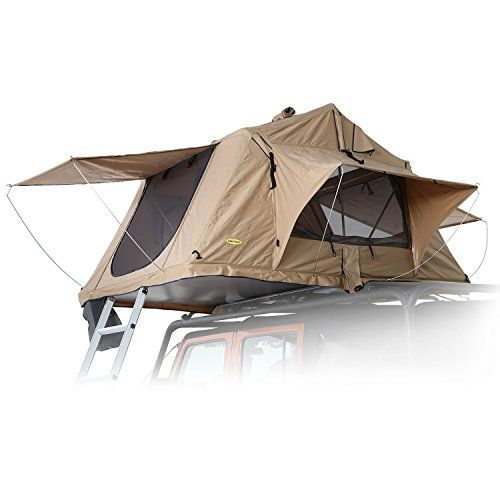 Smittybilt 2783 Overland Tent As Shown  sc 1 st  Pinterest & 13 best bug out jeep images on Pinterest