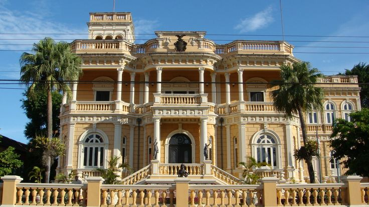 Palácio Rio Negro, Manaus 1 - Palácio Rio Negro (Manaus) – Wikipédia, a enciclopédia livre