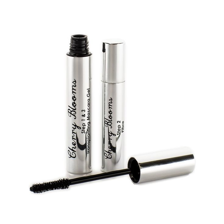 If you've got no time (or coin) for lash extensions, this is the next best thing. Get instant (mega) volume and length on your lashes every day by first loading up on Cherry Bloom's gel mascara, and then applying a coat of natural fiber extensions over the top. Finish off with another coat
