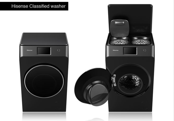 Classified washer