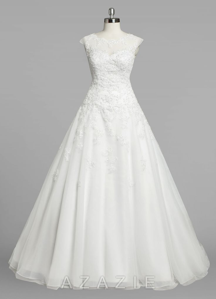 Fantasia Bg Wedding Dress