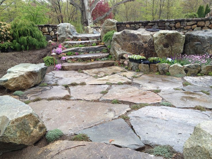 Home Depot Patio Slabs : Best burroughs walkways and patios images on pinterest
