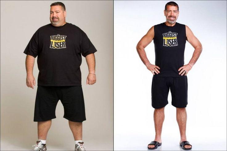 "Alfred ""Frady"" Dinty  Başlangıç: 166kg Final: 92 kg Toplam Verilen Kilo: 73 kg"