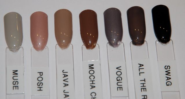 Artistic Colour Gloss Swatches ONLY! - PurseForum  Posh is nice!