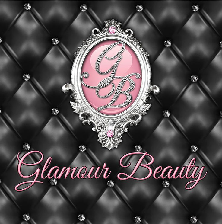 Glamour Beauty Logo Design For Client