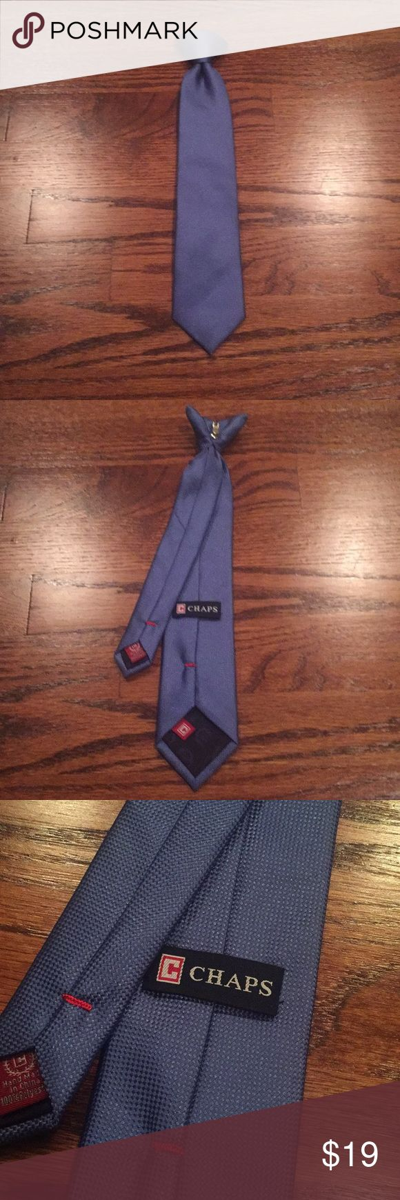 Boy's Chaps Clip On Tie Great condition. Chaps Accessories Ties