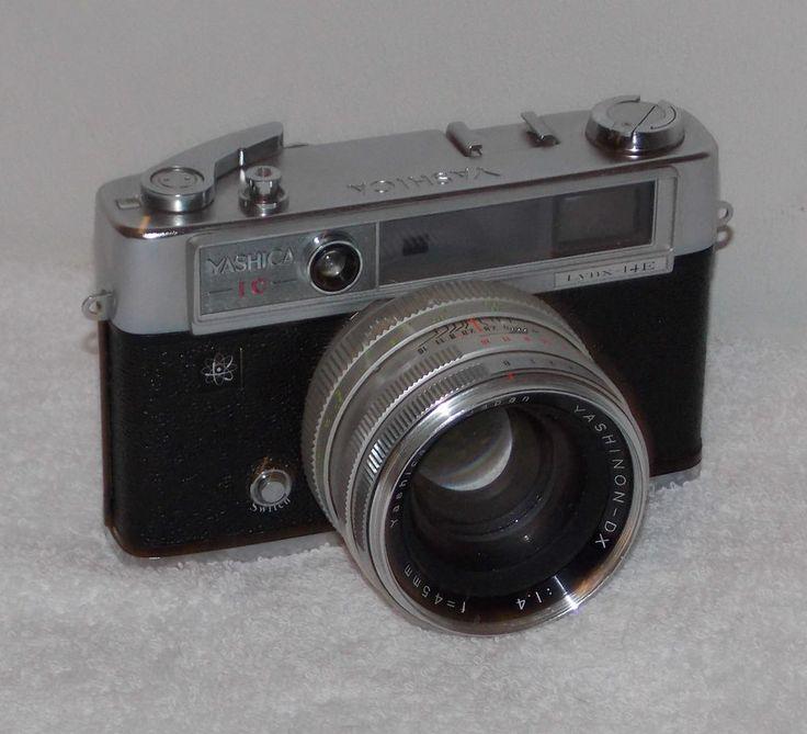 Vintage Rangefinder Camera 119