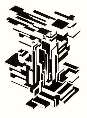 Iakov Chernikhov, Constructivism