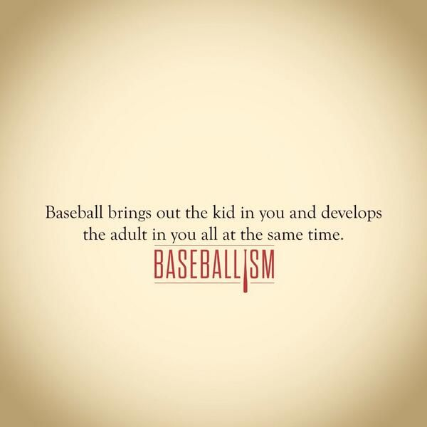 Baseballism is truly dedicated to the great game of baseball.