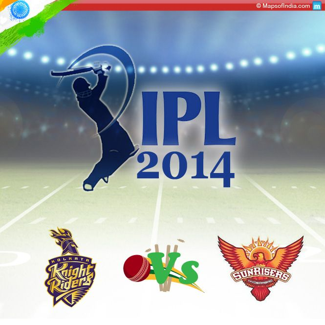 IPL 2014 – Review Of Match Between Kolkata Knight Riders And Sunrisers Hyderabad