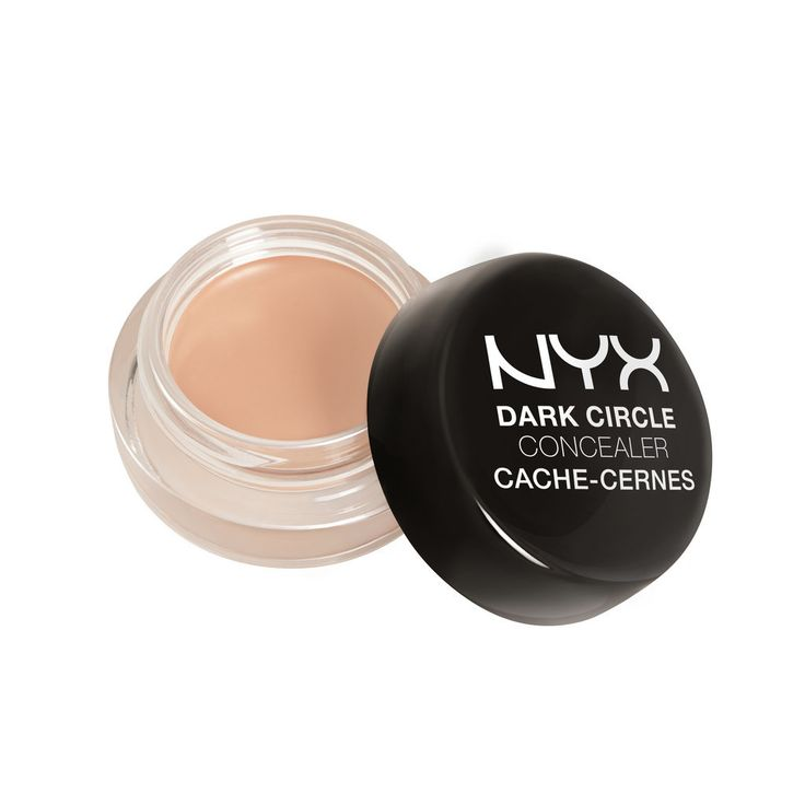 This might be the best Dark Circle Concealer ($6) I've ever tried. My hereditary, allergy-enhanced under-ey...
