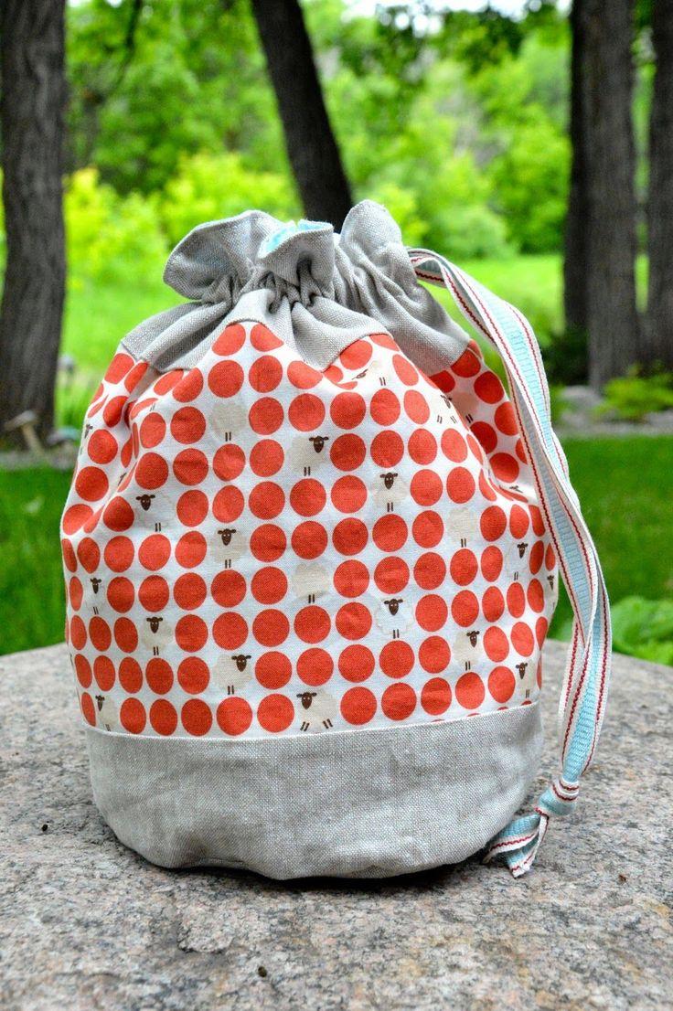 1208 best Bag Tutorials images on Pinterest | Bags, Pockets and DIY