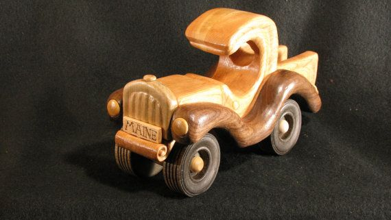 Hey, I found this really awesome Etsy listing at https://www.etsy.com/listing/128154119/nanas-hand-made-toy-truck-no-1