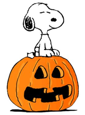 Halloween Peanuts's Cartoon Character Snoopy Clipart Picture Image 4 - I-Love-Cartoons.com