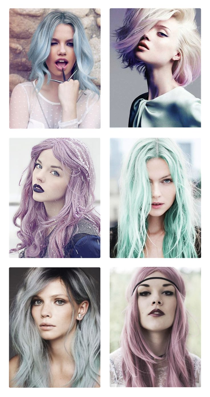 best more haircolorful images on pinterest hair color hair