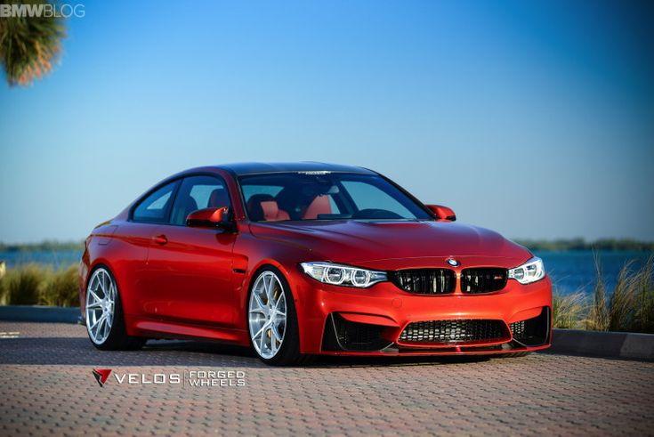 2015 BMW M4 Project by Velos Designwerks