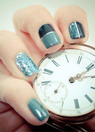 Vernis à ongles : 20 nail arts dénichés sur Pinterest pour le printemp – Autour de Cia