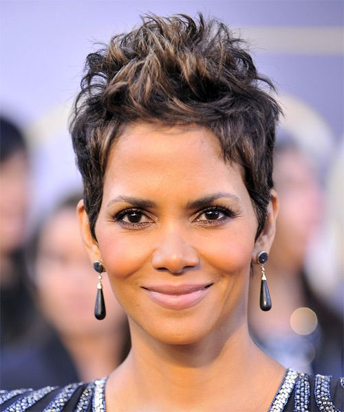 25 trending halle berry haircut ideas on pinterest halle berry halle berry hairstyles for 2017 urmus Image collections