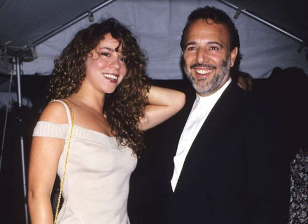 Mariah  Arpy and Tommy Mottola