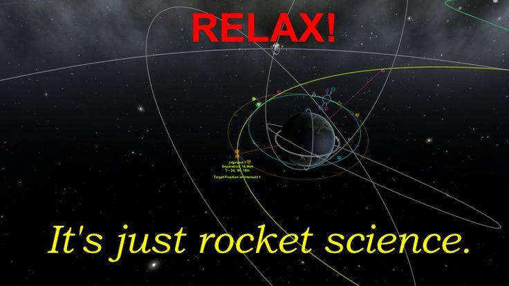 Kerbal Space Program Motto