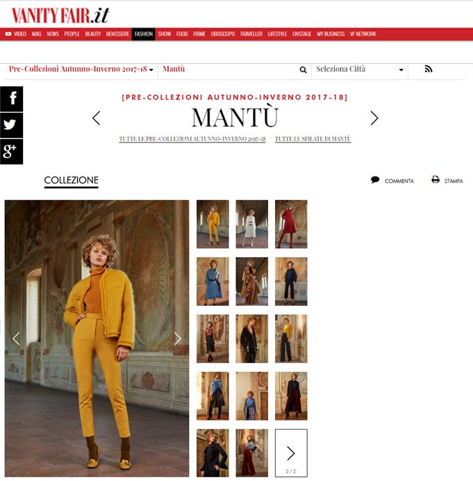 Mantù Prefall 2017/18 on the runway homepage of @vanityfairitalia  Special thanks to @castor_mantova @sofiaodero @claudia.pasanisi and @arina_lush See us at the link: http://www.vanityfair.it/fashion/sfilate/sfilata/pre-collezioni-autunno-inverno-2017-18/mantu #mantu #castor #castorknowhow #madeinitaly #vanityfair #fashion #style #stylish #picoftheday #cute #beautiful #beauty #pretty #clothes #glam #cool #model #outfit #look #instagood