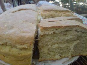 Πολύ εύκολο και ωραίο σπιτικό ψωμάκι!! ~ ΜΑΓΕΙΡΙΚΗ ΚΑΙ ΣΥΝΤΑΓΕΣ