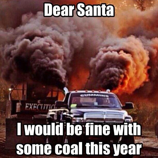Love me some coal!