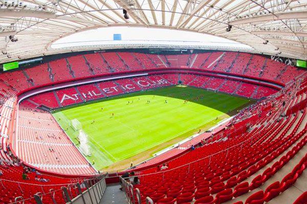 Estadio Nuevo San Mamés / fuerzaperica.com