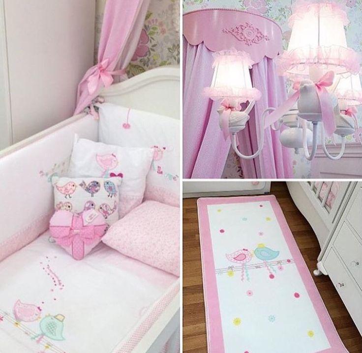 Baby bedding, chandelier, baby room carpet
