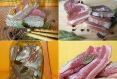 Вкуснейшая и ароматная солонина из свинины... Обязательно сохраните и попробуйте,пальчики оближешь!