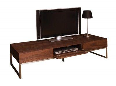Design TV meubel in walnoot hout met RVS poten bestel je snel online bij Trendymeubels.nl. Het uniek TV meubel Keulen wordt GRATIS en snel bij je thuisbezorgd.