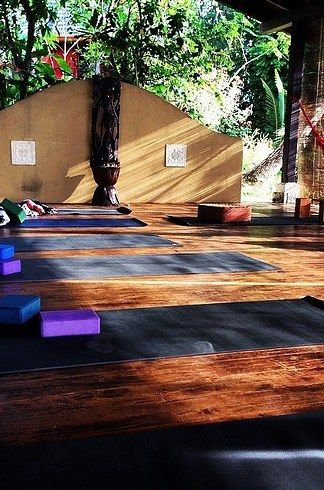 For yoga overlooking the Pacific Ocean, stay at the Anamaya Resort. In the northwest area of Costa Rica, in Montezuma | 12 Places To Stay In Costa Rica You Won't Believe Actually Exist