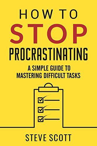5 ways to avoid procrastination