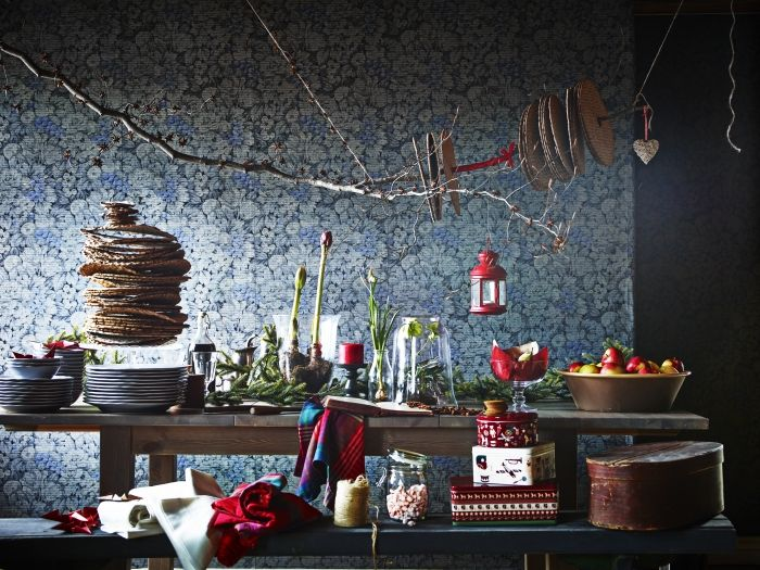 Χριστούγεννα, ίσως η ωραιότερη γιορτή του χρόνου! Είμαστε έτοιμοι να βάλουμε το σπίτι σε γιορτινό πνεύμα. Και να μπούμε κι οι ίδιοι, βέβαια!