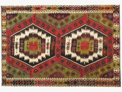 127 best images about authentic vintage rugs sur pinterest indigo tapis et baroque - Kilim ancien ...