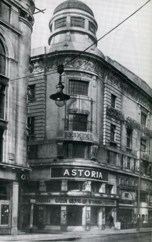 Astoria, Charing Cross Road